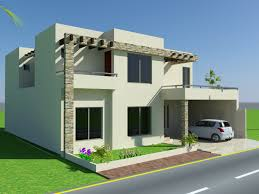 3d front elevation com 10 marla house design mian wali pakistan