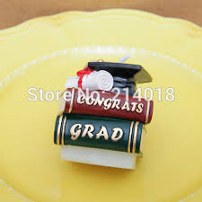 graduation gifts for kindergarten students silicone mold graduation gift birthday cake decoration candle