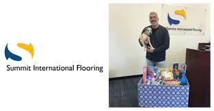 Floor Covering International Summit International Flooring Holds Toy Drive News Floor