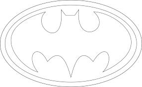 batman symbol stencil free download clip art free clip art