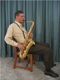 Clarinet Player Meme - bad posture