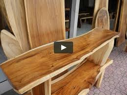 Wooden Table Top Png Wood Slab Table Tops On Vimeo
