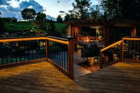 Outdoor Rope Lighting Ideas Lighting Patio Ideas Gallery Pictures For Enchanting Backyard