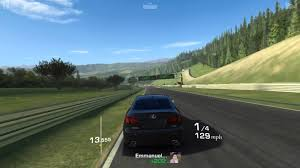 lexus racing wallpaper real racing 3 lexus is f 2013 android game youtube