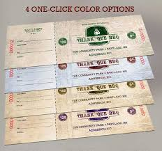 bbq tickets template 27 images of bbq ticket template criptiques