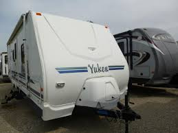 2007 fleetwood yukon 270fq travel trailer new carlisle oh