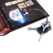 le de bureau avec loupe loupe de bureau avec bras grossissement 2 5x et 5x 2 led