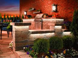 outdoor kitchen lighting ideas patio lighting ideas solar get real stunning look with outdoor