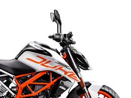 2017 ktm duke 390 white paint limited edition launched in india