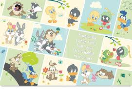 baby looney tunes baby shower decorations find me if you can baby looney tunes personalized book put me in