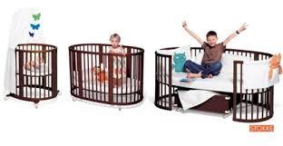 Stokke Mini Crib Stokke Sleepi Crib System Iii With Mattresses