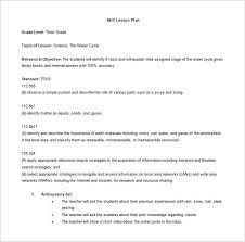 lesson plan template hunter madeline hunter lesson plan template 6 free word excel pdf
