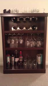 best 25 bookshelf bar ideas on pinterest coffe bar coffee bar