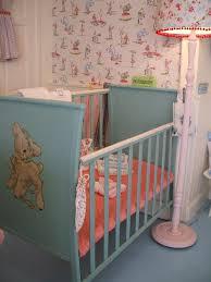 1950 u0027s nursery loving that vintage lambie on the crib home