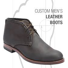 leather boots atitlan leather