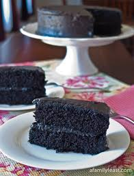 nanny u0027s black midnight cake