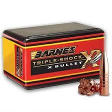 Barnes 168 Tsx 308 Load Data Barnes 30 Caliber Bullet 50 Projectiles Tsx Bt 180 Grai