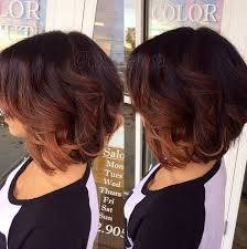 blonde bobbed hair with dark underneath 50 hottest ombre hair color ideas for 2018 ombre hairstyles