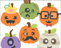 halloween clipart creation kit pumpkin halloween clipart halloween borders personal and limited