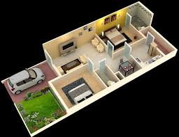 Foundation Dezin Decor 3d Home Plans Sketch My Home House Plan Designs In 3d
