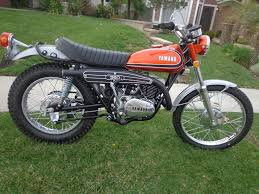yamaha rt3 360 enduro 1973 restored classic motorcycles at