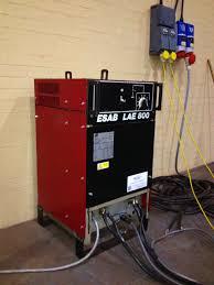 esab lae 800 submerged arc welding machine on hire