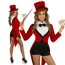 ringmaster halloween magician circus party costume