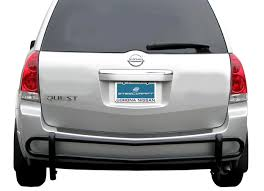 nissan quest rear steelcraft bumper guard steelcraft rear bumper guard