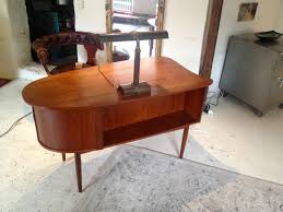 Danish Mid Century Modern Desk by Mid Century Modern Desk Ground Floor Productions