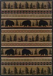 Lodge Style Area Rugs 11 Best Rugs Images On Pinterest Area Rugs Pine Cone And Pine Cones