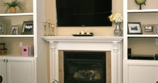 Fireplaces With Bookshelves by Fireplace With Built In Bookshelves Hudson Valley Ny Remodeling