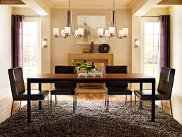 dining room contemporary kitchen lighting dining room wall