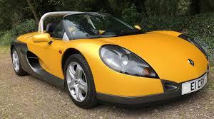 renault sport spider in pictures britain u0027s quirkiest classic car auction motoring