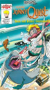 jonny quest jonny quest comic cover by curious4ever on deviantart