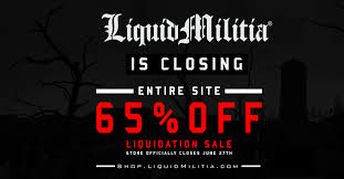 smiths point light show liquid militia underground lifestyle clothing