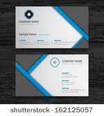 Business Card Backgrounds Free Download Business Card Template Free Vector Art 18267 Free Downloads