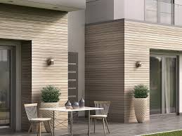 outdoor wood wall woodee wood panel for facade smartia systems collection by alumil