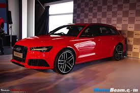 2015 audi rs6 2015 audi rs6 avant to be launched in india on june 4 2015 team bhp