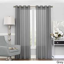 light grey sheer curtains eclipse liberty light filtering sheer curtain panel free shipping