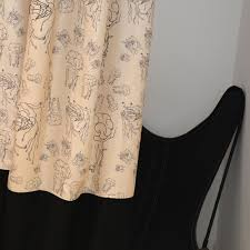 Fitting Room Curtains La Prestic Ouiston Curtains Erotic Flowers Drawing Laurence