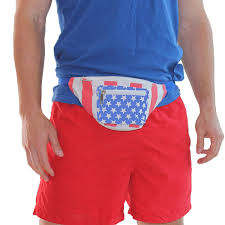 American Flag Jean Shorts Men Amazon Com X80 American Flag Pack Waist Packs