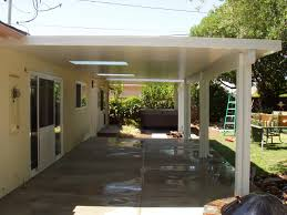 patio cover and enclosure