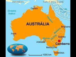 Excepcional Mapa Da Australia - Free Map Collection For Your Trip #OT77