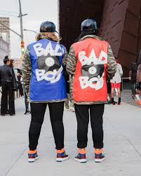 Bad Boy Records Here Are The Best Fan Looks From The Bad Boy Reunion The Fader