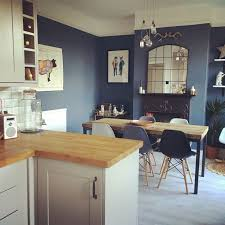 Color For Kitchen Walls Ideas 25 Best Dark Blue Kitchens Ideas On Pinterest Dark Blue Colour