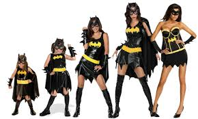 Batgirl Halloween Costumes Superhero Costumes Superman Spiderman Oya Costumes