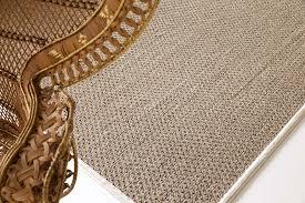 teppich sisal moderner teppich uni sisal rechteckig zoulou limited edition
