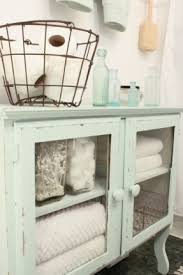 Shabby Chic Bathroom Furniture Inspiring Shabby Chic Cabinets Foter At Bathroom Cabinet Best