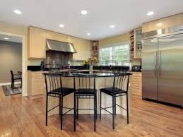 kitchen kitchen island with stools 8 fascinating black kitchen