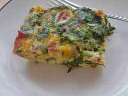 Spinach Quiche With Cottage Cheese by Martha U0027s Recipe Cabinet